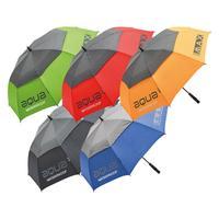Aqua Golf-Regenschirm