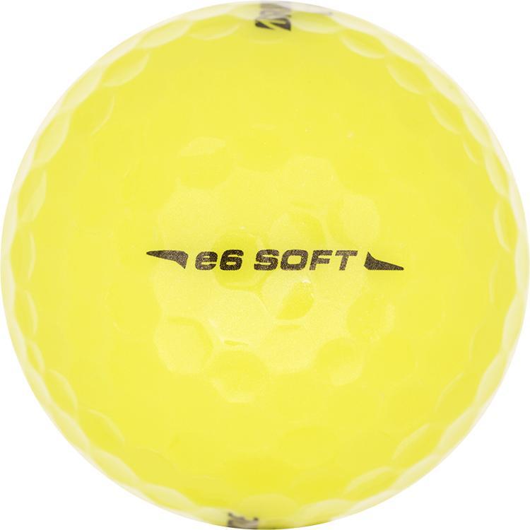 Bridgestone e6 Soft Gelb