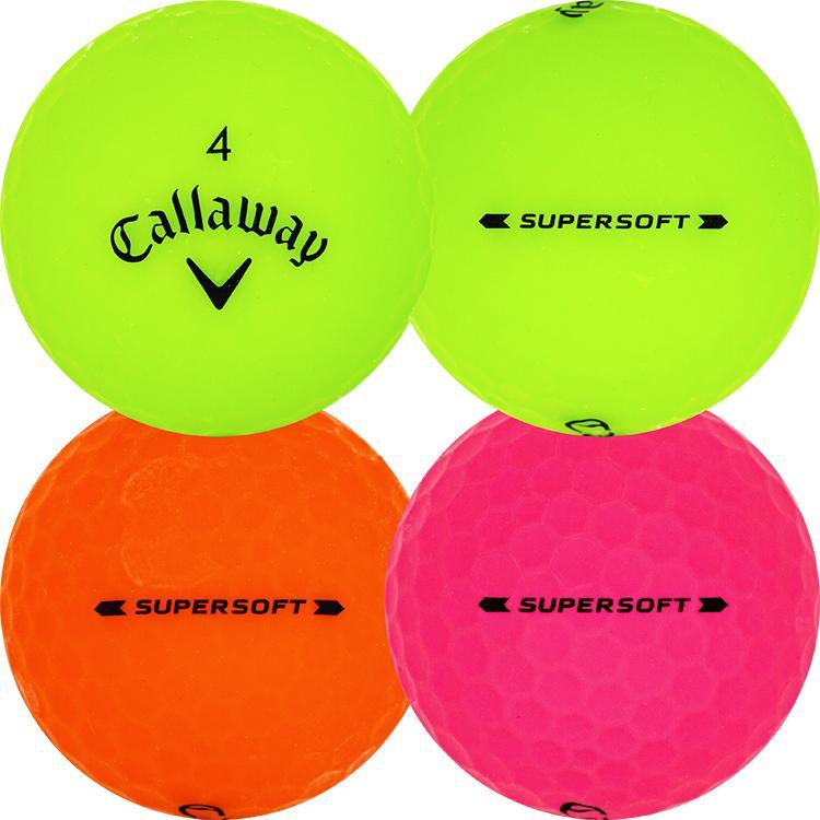 Callaway Supersoft Matt