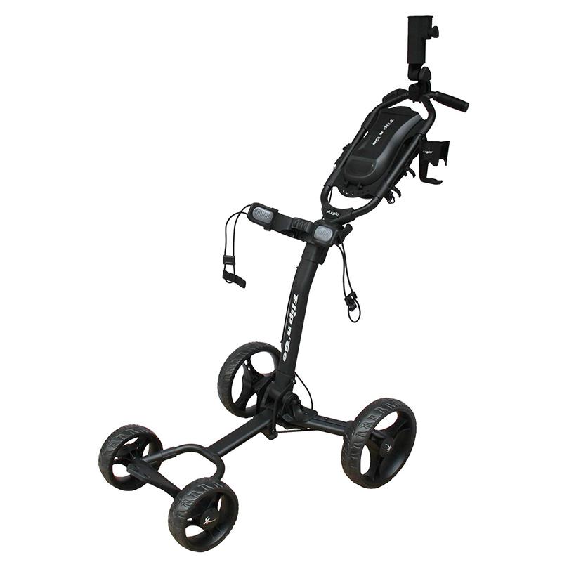 Axglo Flip N Go Golftrolley 0