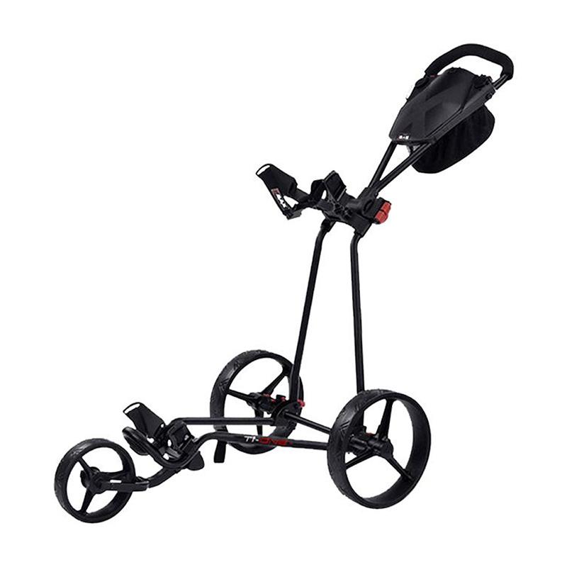 Big Max Ti ONE Golf Trolley 0