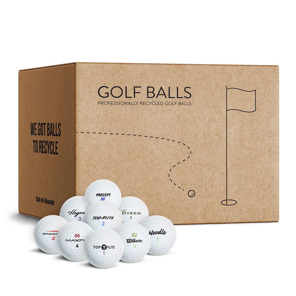 Lakeballs-Mix Box 60 Stk. 0