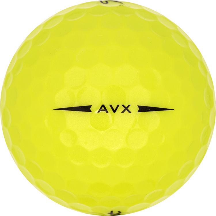 Titleist AVX Gelb