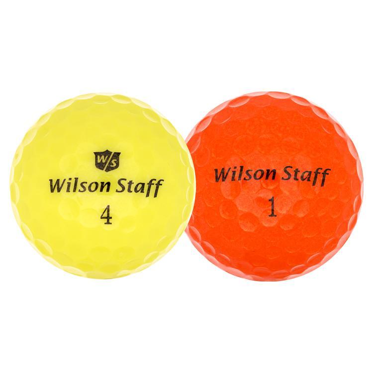 Wilson Staff Mix Farbig