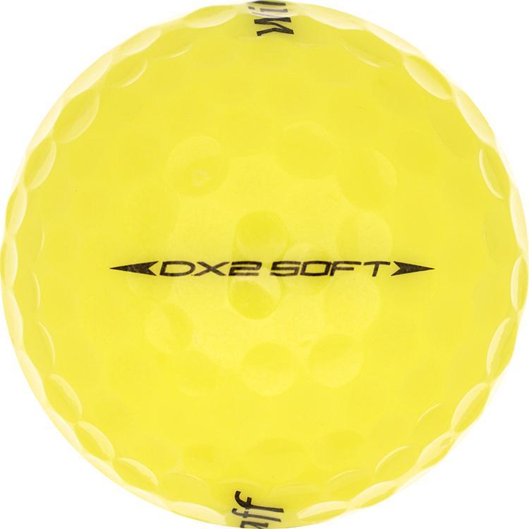 Wilson Staff Dx2 Soft Gelb